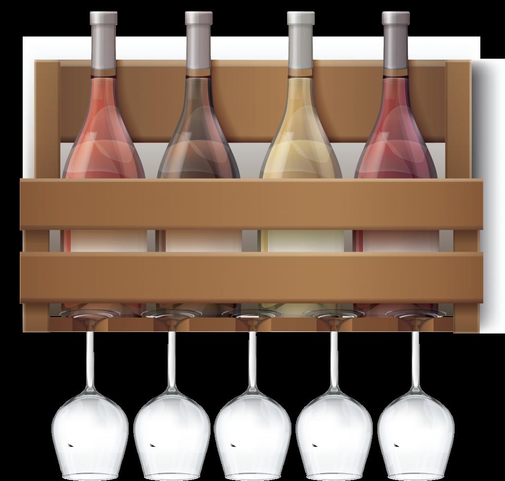 Červené, biele, ružová aj šumivé španielske víno