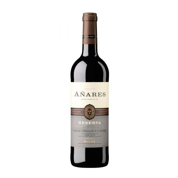 Añares Reserva - červené španielske víno