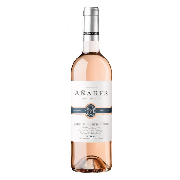 Añares Rosado - ružové španielske víno