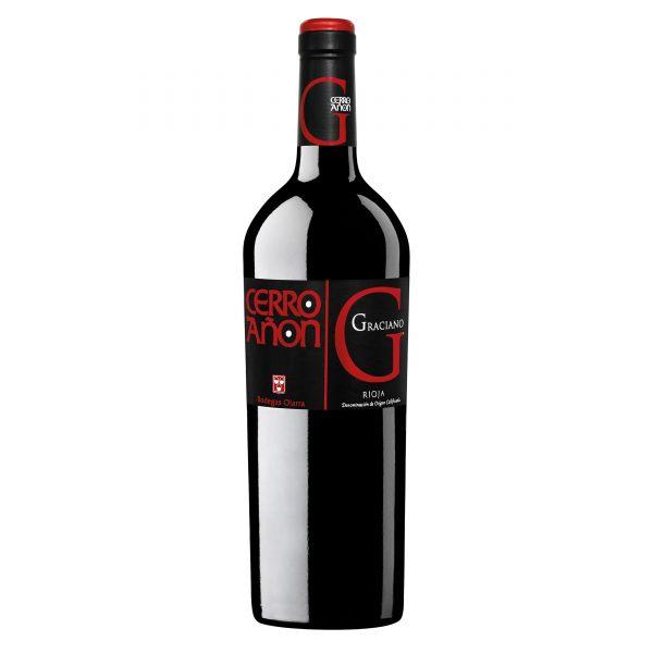 Cerro Añón Graciano - silné červené španielske víno