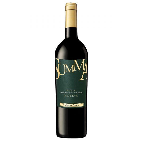 Summa Reserva - kvalitné červené španielske víno