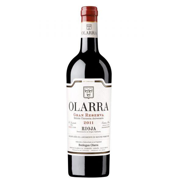Olarra Gran Reserva 50 Aniversario - Limitovaná edícia červeného suchého španielskeho vína