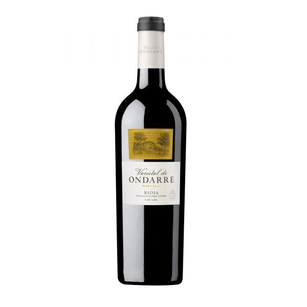 Ondarre mazuelo - suché červené víno