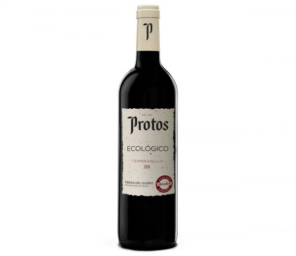 Protos Tempranillo Organico - BIO červené španielske víno