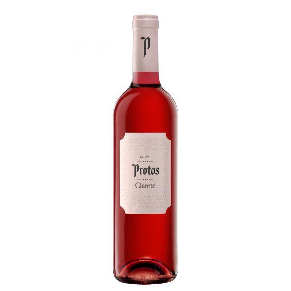 Protos Clarete - Ružové španielske víno