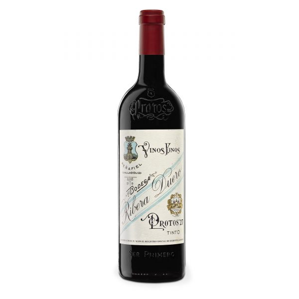 Protos 27 - červené španielske víno