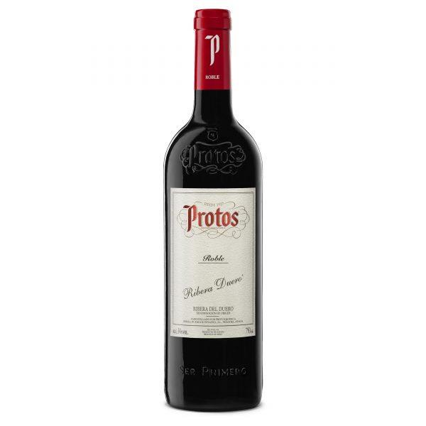 Protos Roble - červené španielske víno