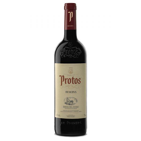 Protos Reserva - červené španielske víno