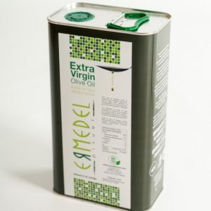 Extra panenský olivový olej Picual Green Selection 3 l