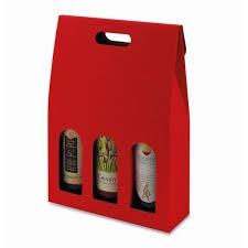Box na tri fľaše vína – Elegant