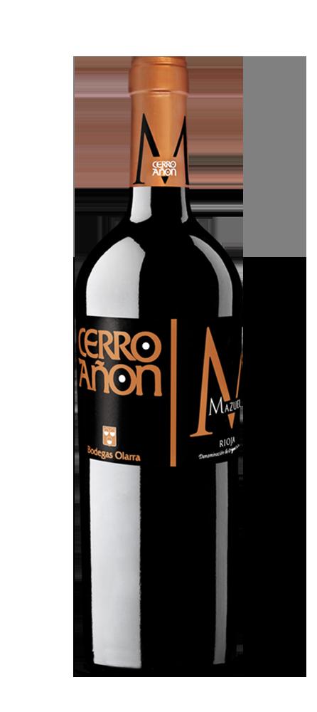 spanielske vino cerro anon mazuelo