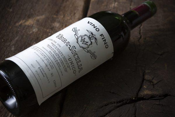 exkluzivne spanielske vino vega sicilia unico