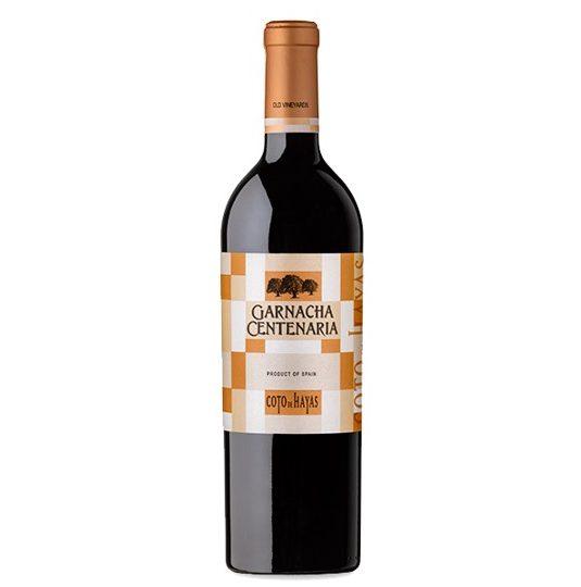 Kvalitne spanielske vino garnacha centenaria bodegas aragonesas gold